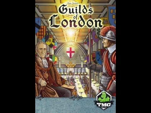 Tatooine Tableflip Unboxes Guilds of London