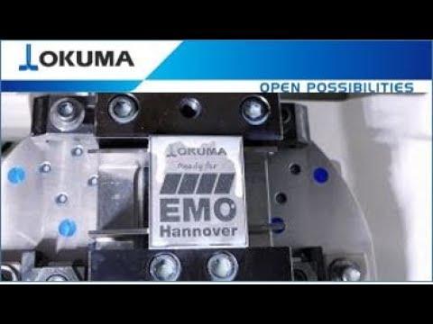 Okuma goes EMO 2019