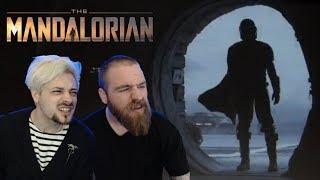 Mandalorian Panel Footage   Reaction!