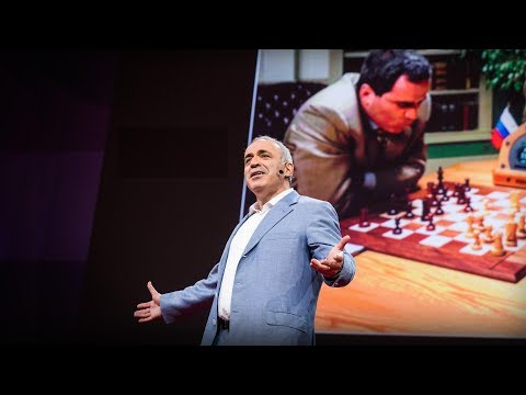 Sample video for Garry Kasparov