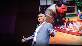 "(Video) ""Don't Fear Intelligent Machines. Work With Them"" – Garry Kasparov 