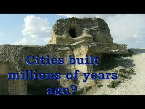 "Alexander Koltypin ""Cities built millions of years ago?"" (forbidden alternative archeology)"