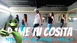 Dame Tu Cosita - Pitbull Ft. El Chombo  Karol G | Zumba | Viktor Martinez