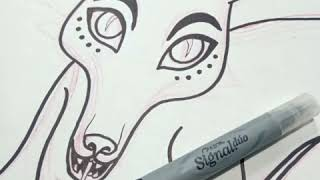 Cómo dibujar un alebrije | cómo hacer un alebrije | Tips para dibujar un alebrije