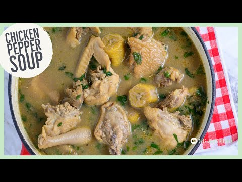 Watch how to Prepare this Chicken Pepper Soup with Few Ingredients in Chef Lola's Kitchen