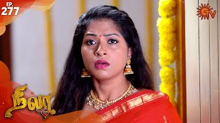 Nila - Episode 277 | 25th February 2020 | Sun TV Serial | Tamil Serial