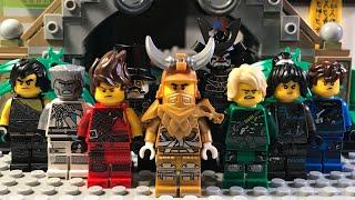 LEGO Ninjago Movie: Rise Of The Golden Samurai