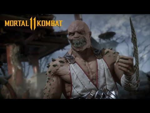 , title : 'Mortal Kombat 11 - Official Gameplay Walkthrough'