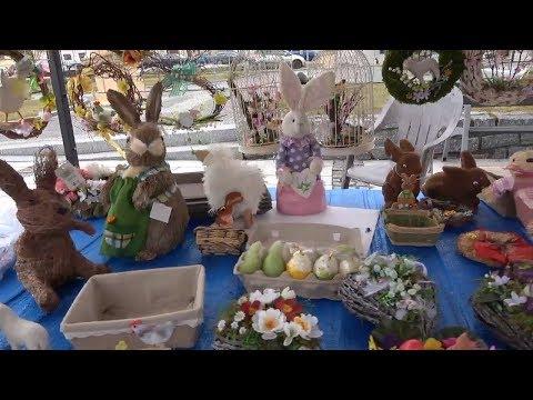 Prčické trhy - Jaro a Velikonoce