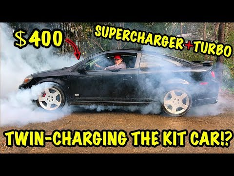 Turning A Salvaged Car Into A Street Legal Race Car Part 3