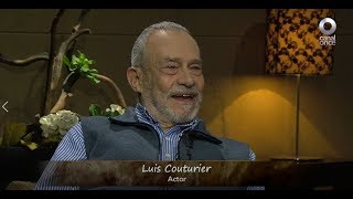 Conversando con Cristina Pacheco - Luis Couturier