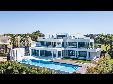 Magnificent Brand New 4 Bed Villa With Stunning Sea Views In Vale Do Lobo -PPSS1806