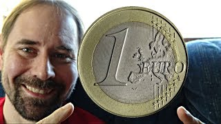 Италия 1 евро 2008 R монета