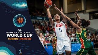 United States v Senegal - Highlights - FIBA Women