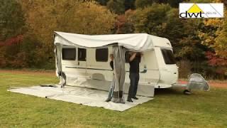 dwt-Zelte | Basis-Aufbauvideo - dwt-Vorzelte