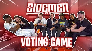 SIDEMEN VOTING GAME