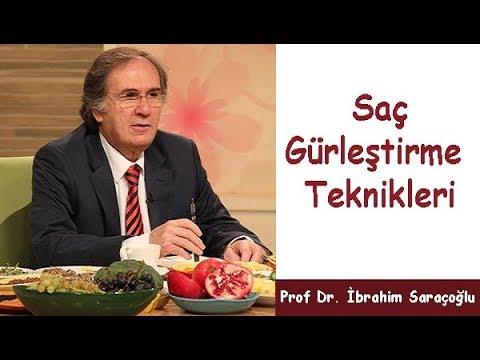 Saç Gürleştirme Teknikleri - İbrahim Saraçoğlu