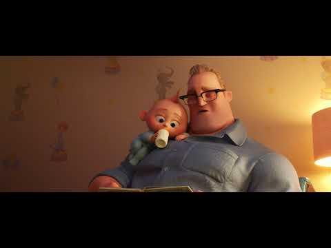 La secuela de una de las películas más queridas de Disney-Pixar llegará pronto: Los Increíbles 2 ¡No te la pierdas!