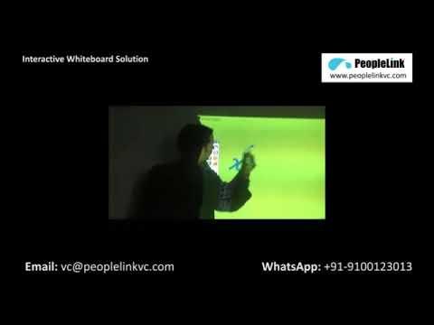 PeopleLink Interactive Whiteboard Solution