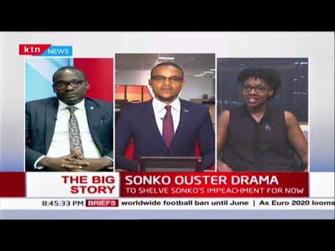The Big Story | Sonko ouster Drama : Sonko stops impeachment temporarily