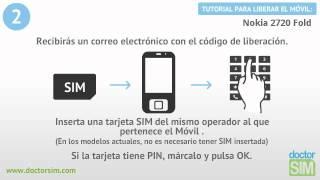 Liberar Móvil Nokia 2720 Fold | Desbloquear Celular Nokia 2720 Fold