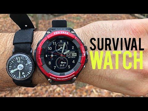 Coolest SURVIVAL WATCH