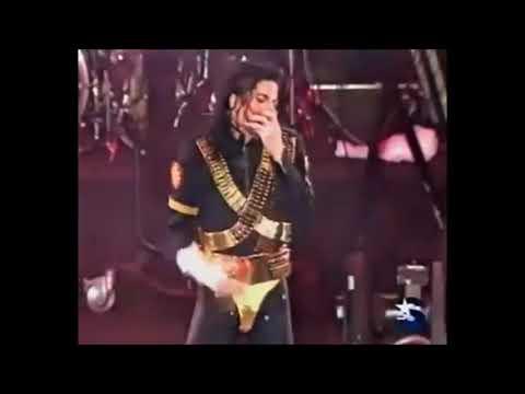 1993 September 23 Michael Jackson Dangerous tour Istanbul, Turkey