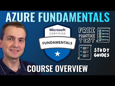 AZ-900 | Microsoft Azure Fundamentals Full Course, Free Practice ...