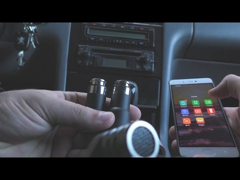 ОБЗОР Xiaomi Roidmi 2S ► АВТО З/У + Bluetooth 4.2 гарнитура + FM Transmitter