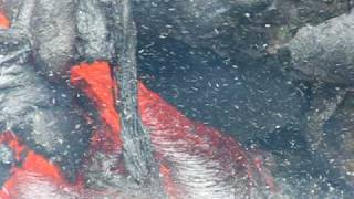 preview picture of video 'Lava Flow'