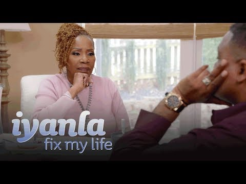 "Iyanla to Neil: ""There's Something In You That's So Broken"" 