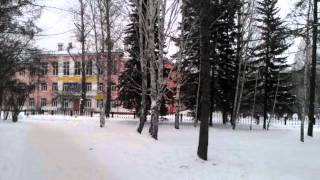 Снег в Академгородке (Режиссерская версия)