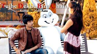 Tujhe Dekhe Bina Chain Aata Nahi | Heart Touching Love Story | Sad Love Story | Unknown Boy Varun