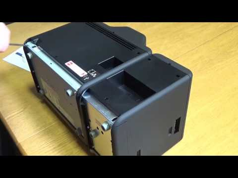 HID FARGO HDP5000 ID Card Printer & Encoder