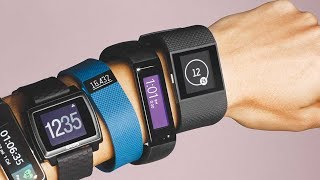 Top 10 Best Fitness Tracker You Can Buy in 2017 / 2018