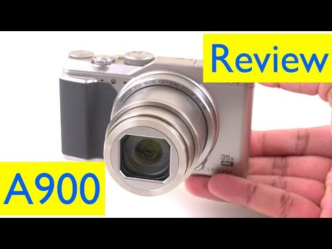 Nikon CoolPix A900 Review and 4K Video Test