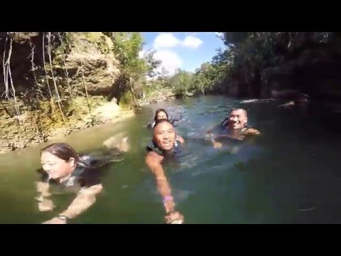 Cancun, Xenotes excursion 2015 – GoPro