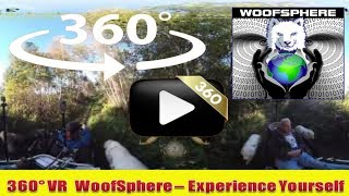 360 Videos | WooFDriving Sussex Branch Trail, NJ | Virtual Reality | Woofsphere