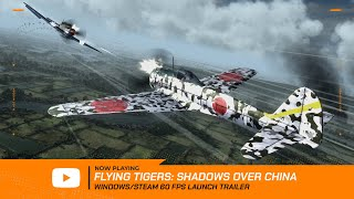 Clip of Flying Tigers: Shadows Over China