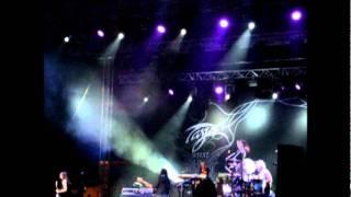 Tarja - Drum Solo + Little Lies - Live at Artmania 2011, Sibiu