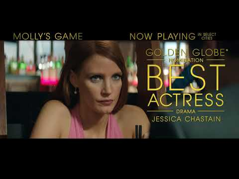 Molly's Game (TV Spot 'All In')