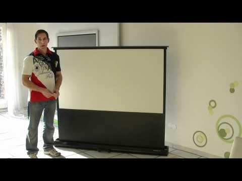 Test: Mobile Leinwand Maxlum Grandview / Projektor / Beamer