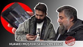 EKRANI KIRDIK 30 DK'da TAMİR ETTİLER! | #testettik (HUAWEI TEKNİK SERVİS) - dooclip.me