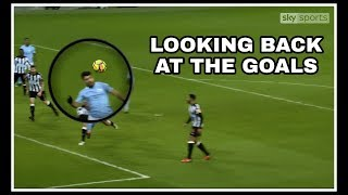 Analysing the goals   Manchester City 3-1 Newcastle United