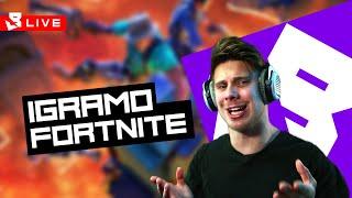 BASSI livestream - halamo Fortnite