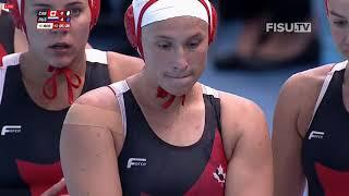 Universiade 2019 Canada - Russia (W) Final (Bronze)