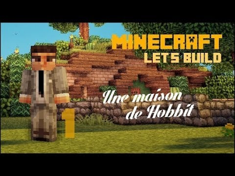 Maison de Hobbit   Hobbit House  French Let s Build  Minecraft Project Maison de Hobbit   Hobbit House  French Let s Build