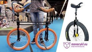Monocykl, ciekawy pomysł na dobrą zabawę