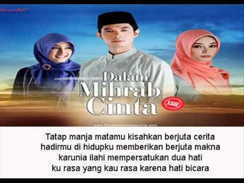 , title : 'Oki & Andy Karena Hati Bicara ost Dalam Miihrab Cinta.wmv'