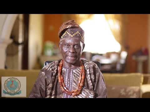 Download Special Interview With; High Chief Johnson Kolade OTITOJU HD Mp4 3GP Video and MP3